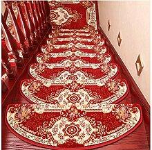 Treppenmatten Teppich Treppen Selbstklebend 65x24