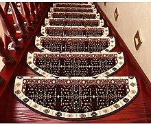 Treppenmatten Teppich Treppen Selbstklebend