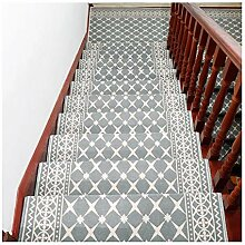 Treppenmatten Teppich Treppen Selbstklebende