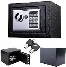 Tresor, Digital Elektronischer Safe, Mini