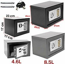Tresor Elektronischer Safe Möbeltresor