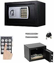 Tresor mit zahlenschloss Digital PIN-Code und
