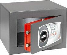 Tresor mobile flammenhemmend Technomax DPE/4P MIT DIGITALER Kombination 280x 400x 355mm