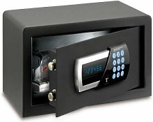 Tresor mobile Hotel Digital Display + Pass Technomax–180x 280x 200mm