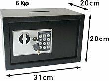 Tresor Safe mit Einwurfschlitz 6KGS
