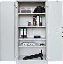 Tresor / Safe / Sicherheitsschrank GRAU