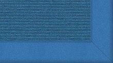 Tretford Teppiche mit Bordüre aus Filz 2 Meter Breit Größe 400 cm, Farbe B517 Riviera