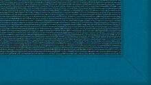 Tretford Teppiche mit Bordüre aus Filz 3 Meter Breit Größe 400cm, Farbe B567Pazifik