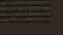 Tretford Teppiche mit Bordüre aus Filz 3 Meter Breit Größe 300 cm, Farbe B590Mocca