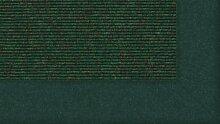 Tretford Teppiche mit Bordüre aus Filz 3 Meter Breit Größe 350cm, Farbe B565Tanne
