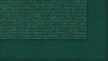 Tretford Teppiche mit Bordüre aus Filz 3 Meter Breit Größe 400cm, Farbe B558Opal