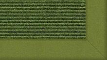 Tretford Teppiche mit Bordüre aus Filz 3 Meter Breit Größe 250cm, Farbe B569Moos