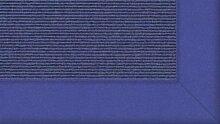 Tretford Teppiche mit Bordüre aus Filz 3 Meter Breit Größe 250cm, Farbe B592Lila
