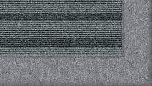 Tretford Teppiche mit Bordüre aus Filz 3 Meter Breit Größe 350cm, Farbe B650Basal