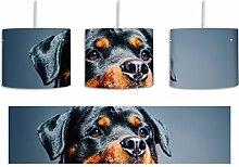 Treuer Rottweiler inkl. Lampenfassung E27, Lampe