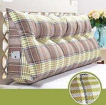 Triangle Kissen Nacht Soft Pack Doppel Paar Kissen Sofa Rückenlehne ( farbe : # 6 , größe : 135cm )