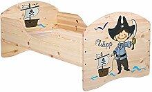 Trihorse ® Babybett/Kinderbett Massivholz