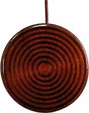 Trim&Tram Spiro Raffhalter Magnet Spirale Kirschro