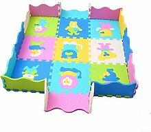 Trimming Shop 9 Puzzle-Spielmatte, ungiftig, Extra
