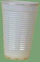Trinkbecher aus Plastik
