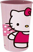Trinkbecher * Hello Kitty Tulip * 240 ml