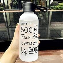 Trinkbecher Tragbare Sportflasche Harajuku