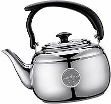 Trinken Herd 1L Edelstahl Teekanne Küche