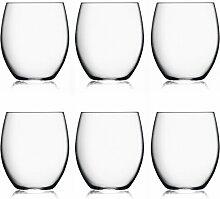 Trinkglas aus Kristallglas Magnifico