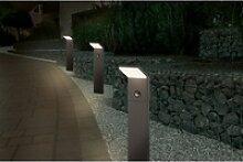 Trio LED-Stehleuchte Pearl mit Bewegungsmelder 50