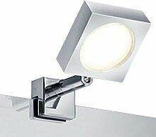 Trio Leuchten LED-Bad-Spiegelleuchte, chrom 282080106