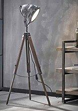 Tripod Stehleuchte FLORIS, Industrial Style