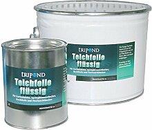 Tripond Teichfolie flüssig, schwarz, 30 Liter