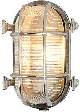 TRISTAN ovale Industrie Wandlampe