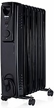 Tristar mobile Elektroheizung (Ölradiator) mit 9