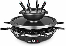 Tristar RA-2998 Sechs Personas Crepe-Grill 1300 W