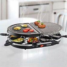 Tristar RA2946 Raclette-Grill mit Stein