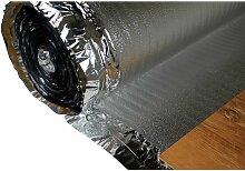 Trittschalldämmung - Dampfsperre   für