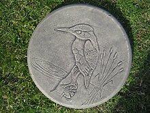Trittstein Eisvogel (Kingfisher) || Weitere