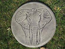 Trittstein Elefant (Elephant) || Weitere