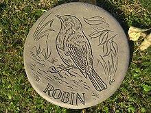 Trittstein Robin (Robin) || Weitere