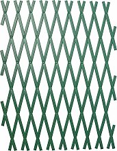 Triuso Wandspalier grün 60x180cm Kunststoff