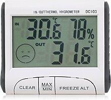 Trixes digitales LCD Innen-Aussen-Thermometer und