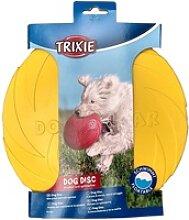 TRIXIE Frisbee (Scheibe) - Hundespielzeug 24,5cm