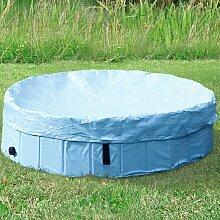 TRIXIE Pool-Abdeckplane, für Hundepool, ø: 80 cm