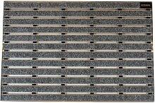 Trobak Indoor Schuhabstreifer 75 x 50 Grau