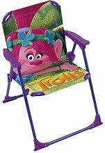 Trolls Poppy Stuhl Sessel Klappstuhl Garten Strand