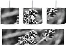Trommel-Pendelleuchte 1-flammig Biene auf