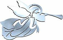 Trompeter Engel (Anhänger, Alu satiniert)