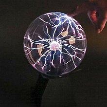 TronicXL Plasma Ball Lichtkugel Blitzkugel
