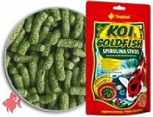 Tropical Koi and Goldfisch Spirulina Sticks, 1er